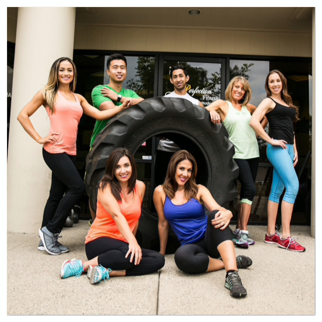 Perfection Fitness team 640